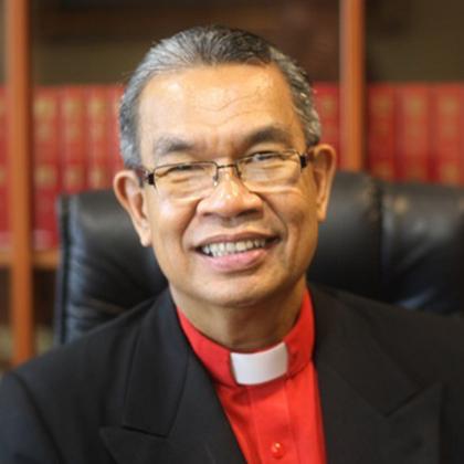 Bishop Efraim M. Tendero